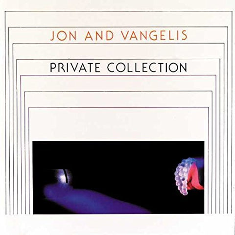 Jon and Vangelis - Private Collection Audio CD
