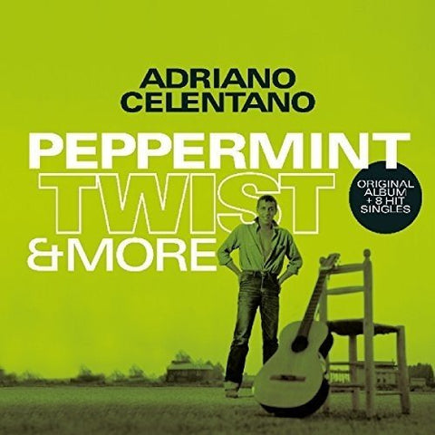 Adriano Celentano - Peppermint Twist and More [180 gm LP vinyl]