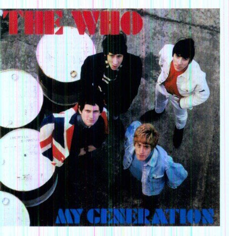 The Who - My Generation Audio CD