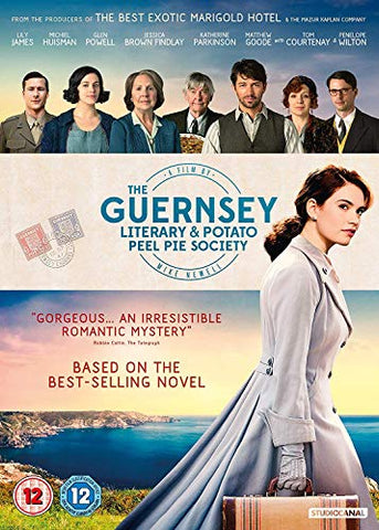 The Guernsey Literary And Potato Peel Pie Society  DVD