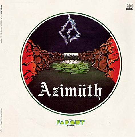 AZIMUTH - AZYMUTH Sent Sameday*