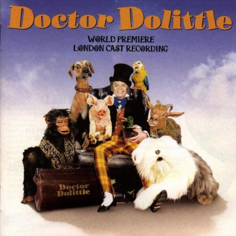 Dr Dolittle Audio CD