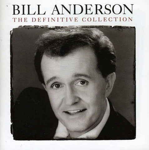 Bill Anderson - DEFINITIVE COLLECTION Audio CD