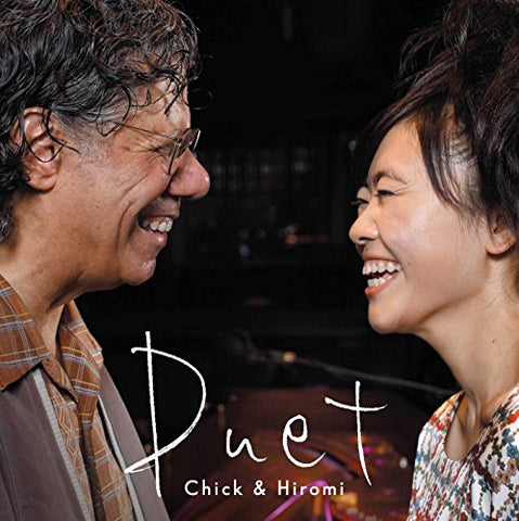 Chick Corea and Hiromi - Duet Audio CD