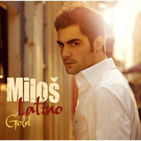 Milos Karadaglic - Latino Gold Audio CD