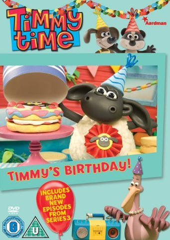 Timmy Time - Timmys Birthday [DVD]