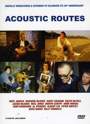 Acoustic Routes [DVD]