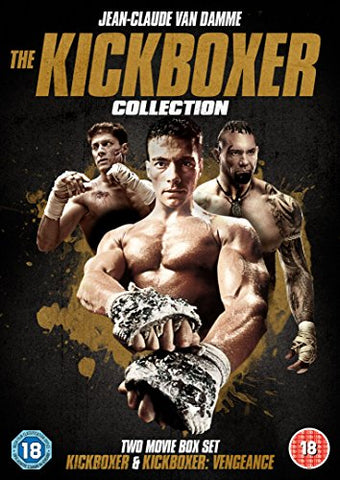 The Kickboxer Collection [DVD]