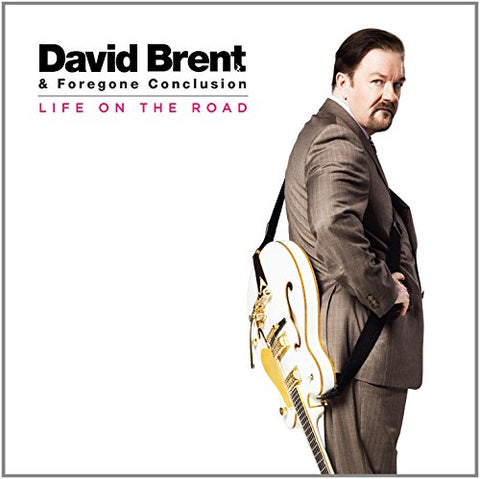 David Brent - Life On The Road Audio CD