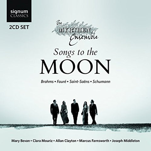 Myrthen Ensemble - Songs to the Moon Audio CD