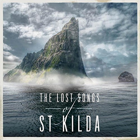 Trevor Morrison Scottish Festival Orchestra James MacMillan - The Lost Songs Of St Kilda Audio CD