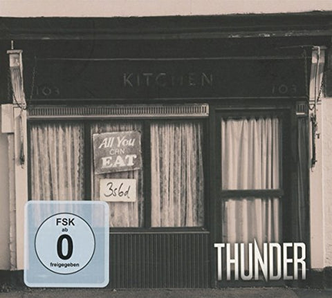 Thunder - All You Can Eat Audio CD