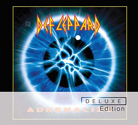 Def Leppard - Adrenalize (Deluxe Edition) Audio CD