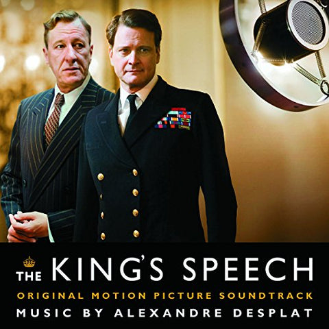 lexandre Desplat - The Kings Speech [Original Soundtrack] Audio CD