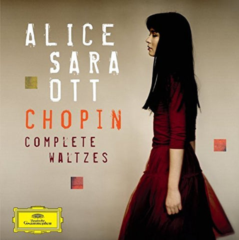 Alice Sara Ott - Chopin: Waltzes Audio CD