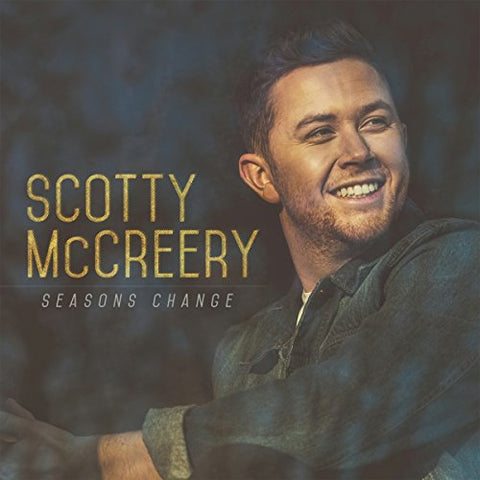 Scotty McCreery - Seasons Change Audio CD