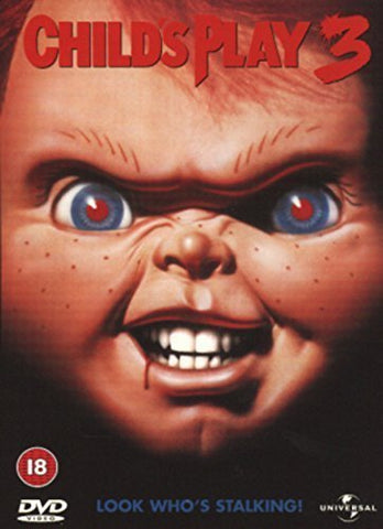 CHILDS PLAY 3 (DVD)