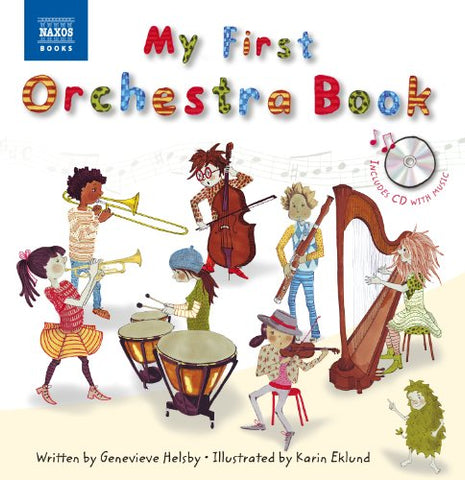Genevieve Helsby - My First Orchestra Book