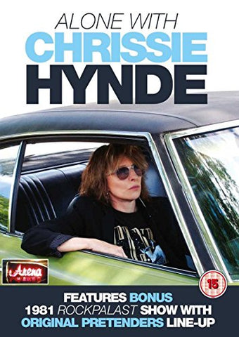 Chrissie Hynde - Alone With Chrissie Hynde (NEW DVD)
