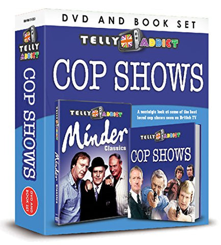 Telly Addict: Cop Shows (DVD/Book Gift Set)