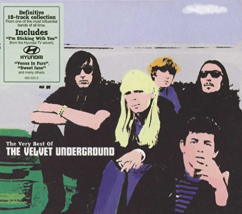 The Velvet Underground - The Very Best Of The Velvet Underground Audio CD