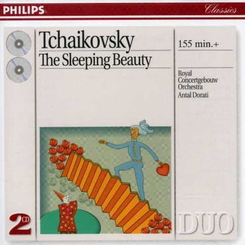Royal Concertgebouw Orchestra - Tchaikovsky: The Sleeping Beauty Audio CD