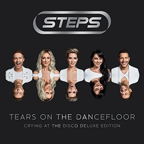 Steps - Tears On The Dancefloor (Crying At The Disco Deluxe Edition) Audio CD
