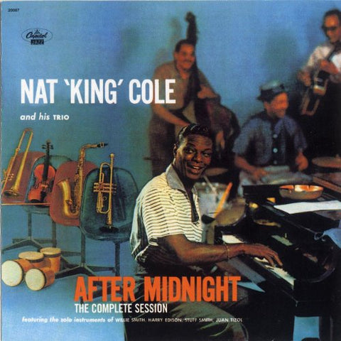 Nat King Cole And His Trio - After Midnight: The Complete Session Audio CD