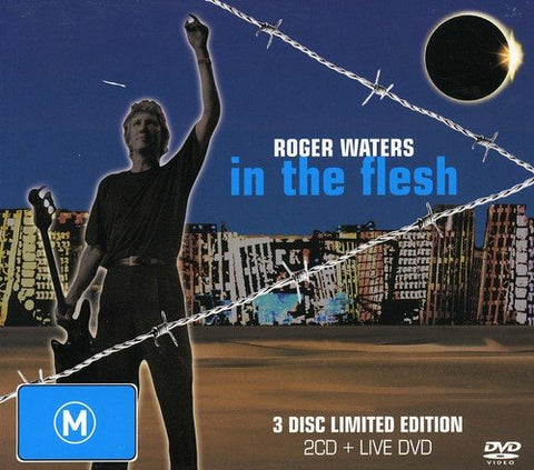 Roger Waters - In The Flesh - Live Audio CD