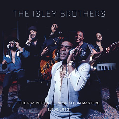 Isley Brothers The - The Complete RCA Victor and T-Neck Album Masters Audio CD