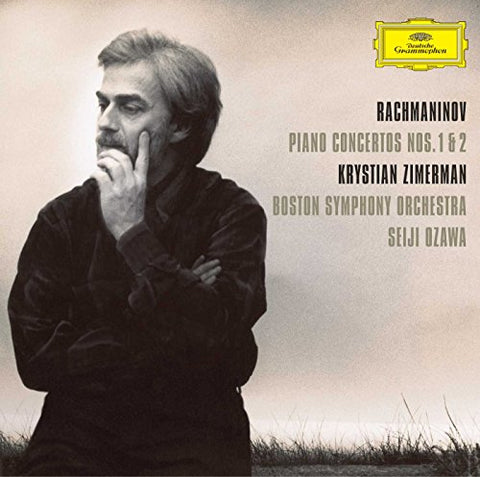 ergei Rachmaninov - Rachmaninov: Piano Concertos Nos 1 and 2 Audio CD