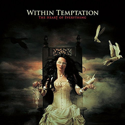 Within Temptation - The Heart Of Everything Audio CD