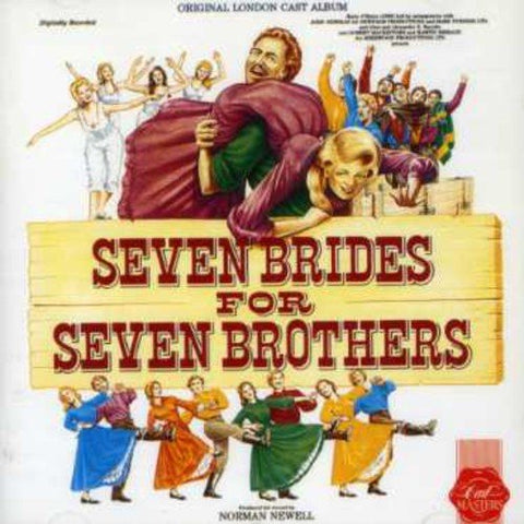 Seven  Brides For Seven Brothers Audio CD