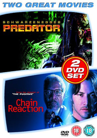 Predato -Chain Reaction [DVD]