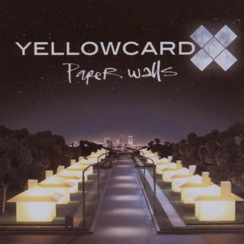 Yellowcard - Paper Walls Audio CD