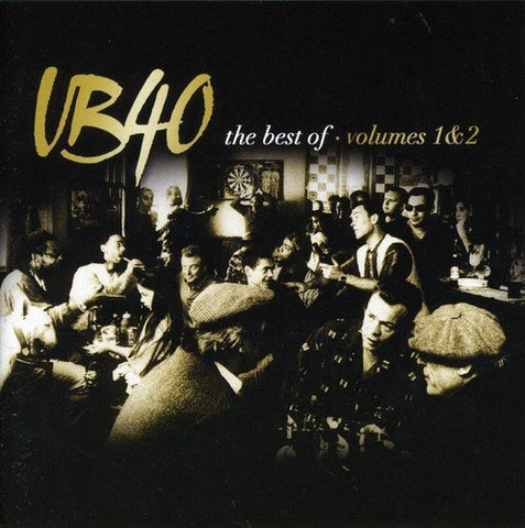 UB40 - The Best Of UB40, Volumes 1 and 2 [2CD]