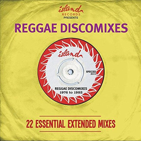 Island Presents Reggae Discomixes Audio CD