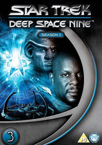 Star Trek - Deep Space Nine - Series 3 (Slimline Edition) [DVD]