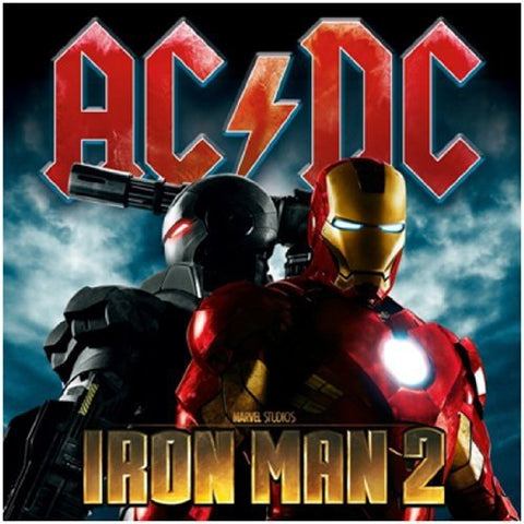 AC/DC - Iron Man 2 Audio CD