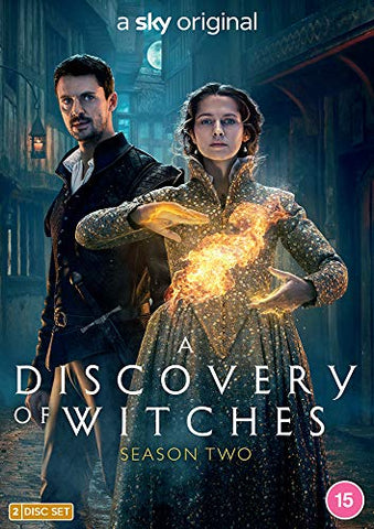 A DISCOVERY OF WITCHES SEASON 2 DVD