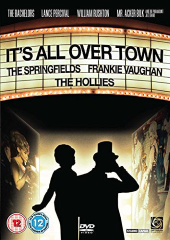ItS All Over Town [DVD]