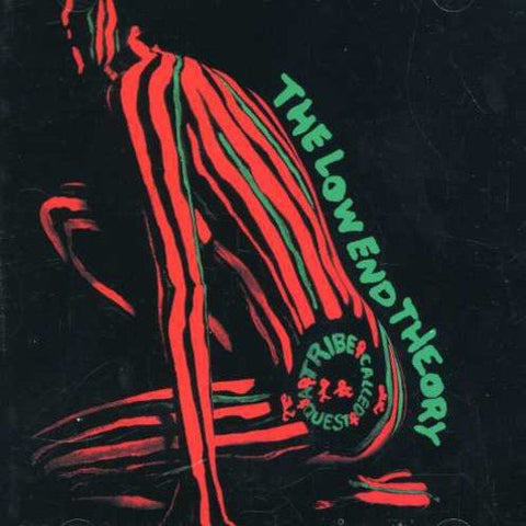 A Tribe Called Quest - The Low End Theory Audio CD