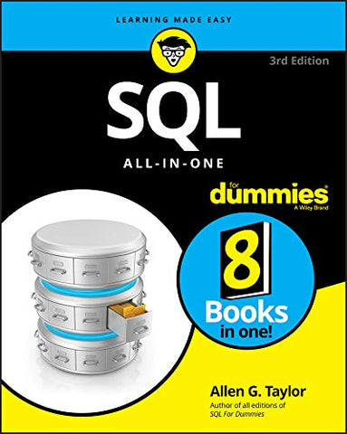 Allen G. Taylor - SQL All-In-One For Dummies