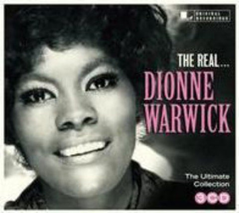 Dionne Warwick - The Real... Dionne Warwick Audio CD