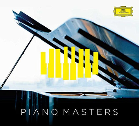 Piano Masters Audio CD