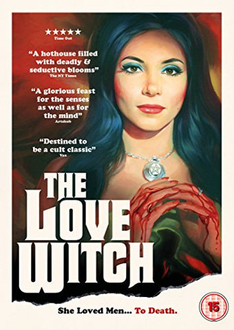 The Love Witch [DVD]