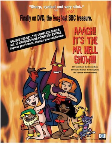 Aaagh! Its The Mr Hell Show [DVD]