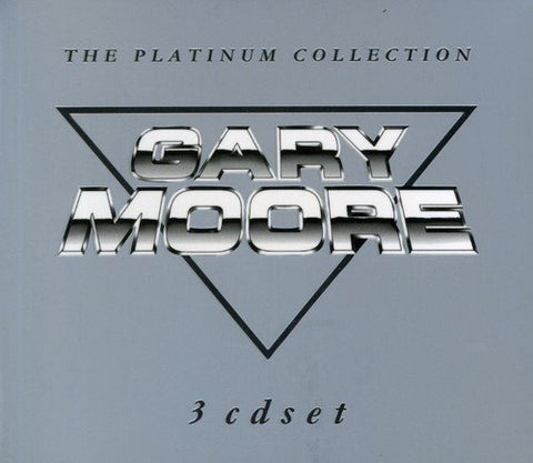 Gary Moore - Gary Moore - The Platinum Collection Audio CD