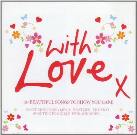 With Love Audio CD