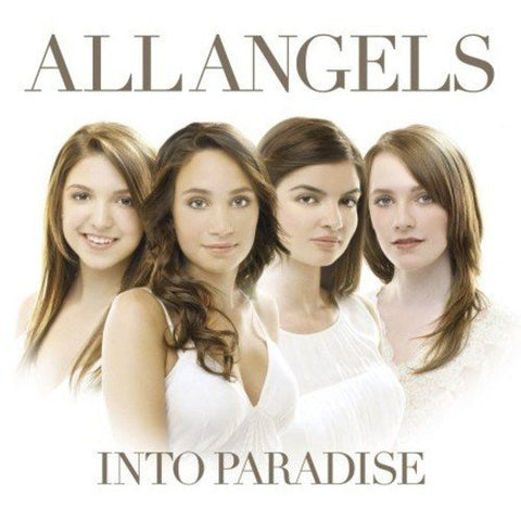All Angels - Into Paradise Audio CD
